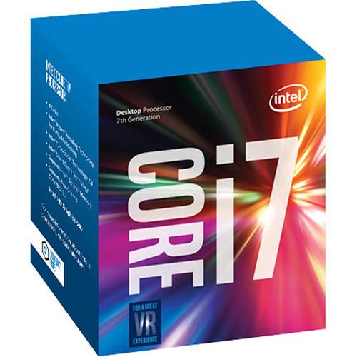 Intel Core i7-7700 3.6 GHz Quad-Core