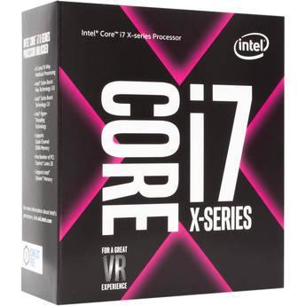 Intel Core i7-7800X 3.6 GHz 8-Core