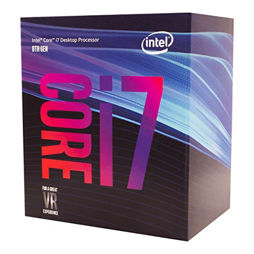 Intel Core i7-8700 3.2 GHz 6-Core