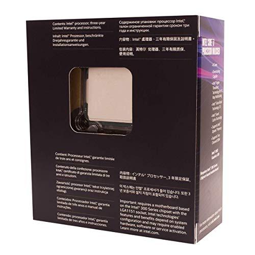 Intel Core i7-8700K 3.7 GHz 6-Core