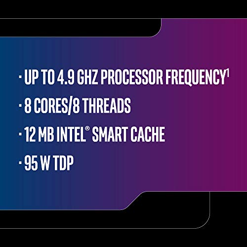 Intel Core i7-9700K 3.6 GHz 8-Core