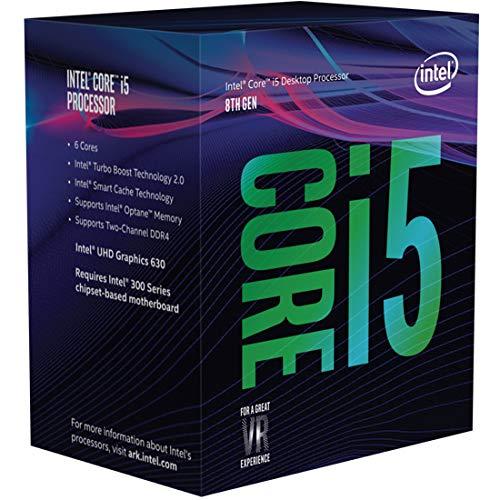 Intel Core i5-8400 2.8 GHz 6-Core