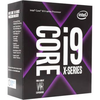 Intel Core i9-7900X 3.3 GHz 10-Core