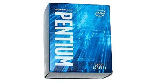 Intel Pentium G4560 3.5 GHz Dual-Core