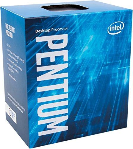 Intel Pentium G4600 3.6 GHz Dual-Core