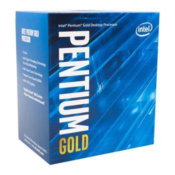 Intel Pentium Gold G5500 3.8 GHz Dual-Core