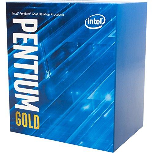 Intel Pentium Gold G5400 3.7 GHz Dual-Core