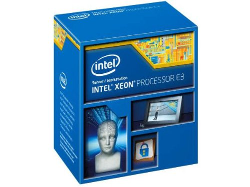 Intel Xeon E3-1220 v3 3.1 GHz Quad-Core