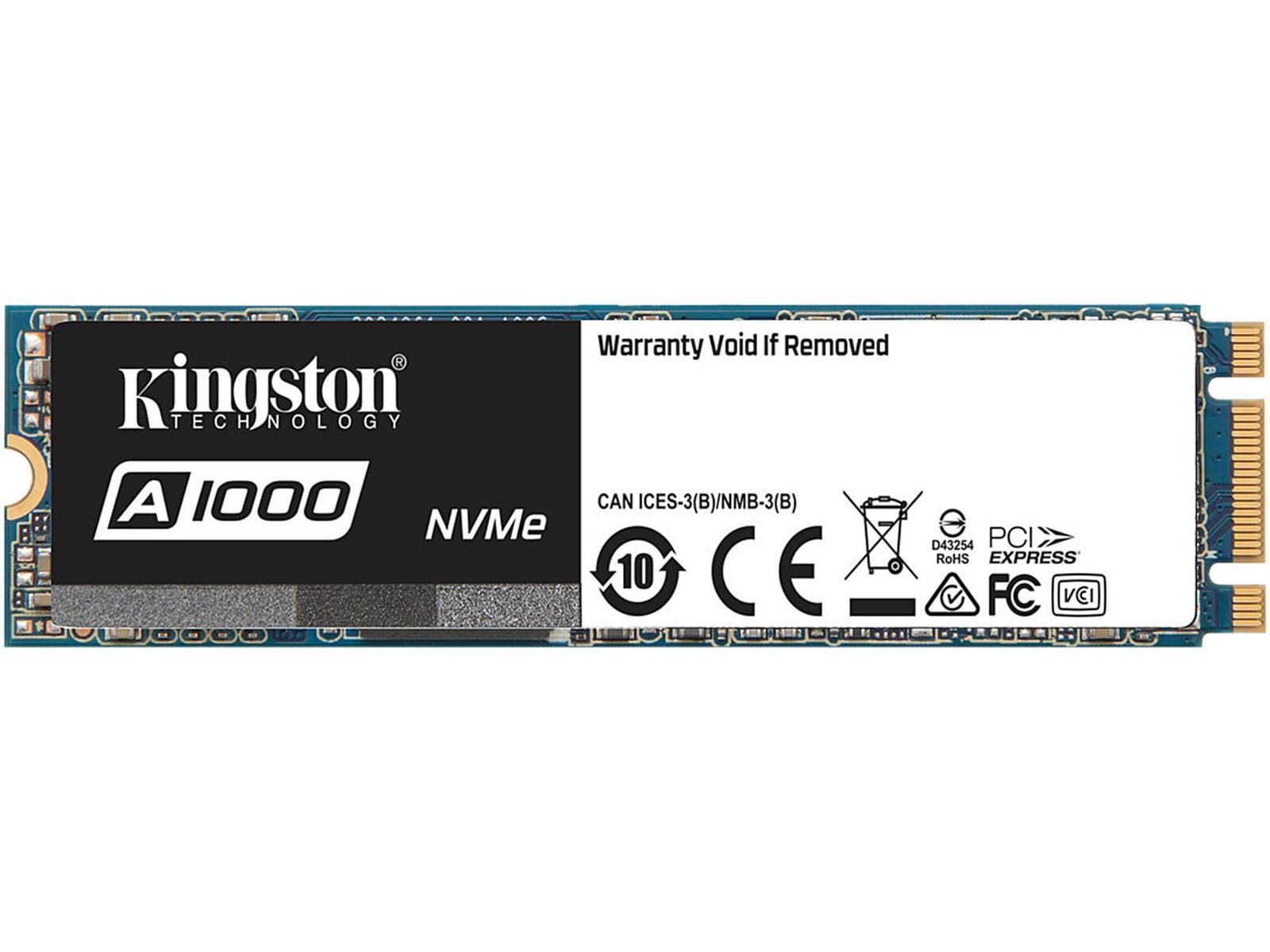 Kingston SSD A1000 M.2-2280