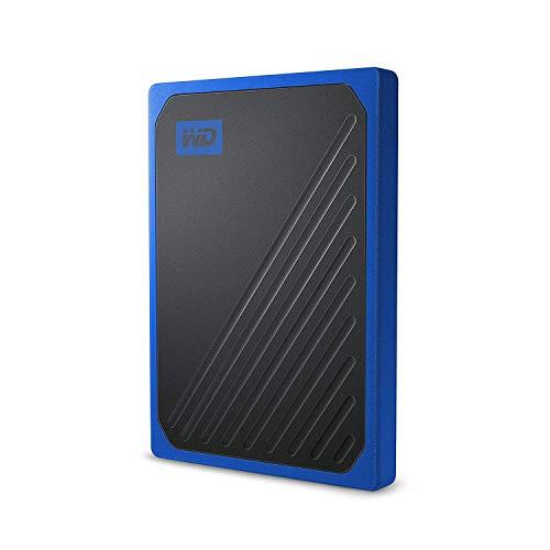 Western Digital SSD Externo My Passport Go 1TB