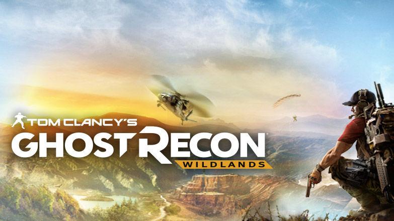 Ubisoft anuncia Tom Clancy Ghost Recon Wildlands de graça neste final de semana.