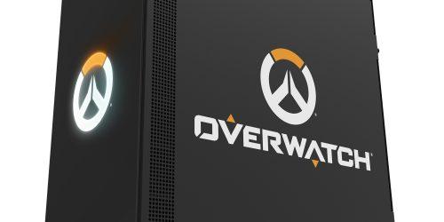 Em parceria com a Blizzard, a NZXT apresenta gabinete H500 com o tema Overwatch