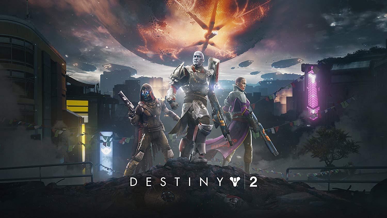 Destiny 2 Grátis na Steam a partir de setembro