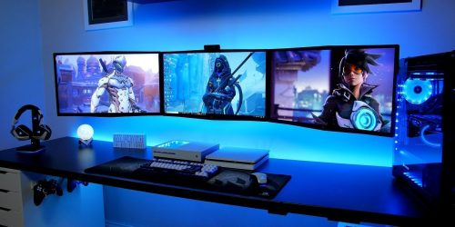 Os melhores monitores gamers de 2019
