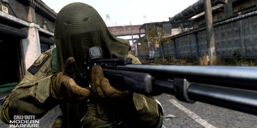 Abre hoje o teste Beta de Call of Duty: Modern Warfare