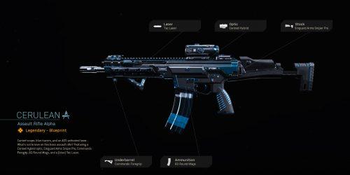 Quatro novas armas chegam ao Call of Duty: Warzone