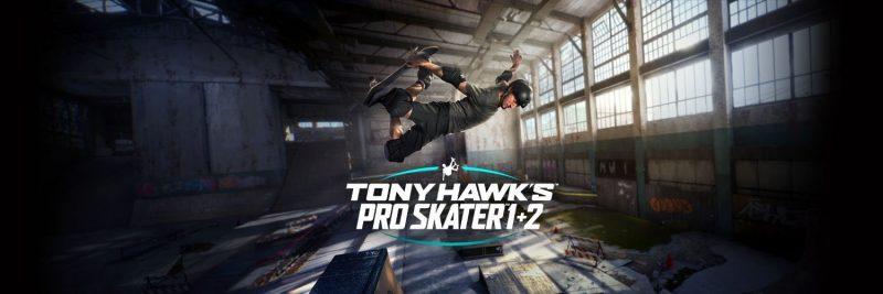 Remaster de Tony Hawk's Pro Skater 1 e 2 chega em setembro!