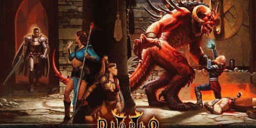 Remaster de Diablo 2: Resurrected pode chegar este ano!