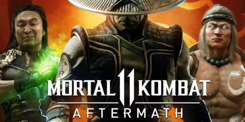 Mortal Kombat 11: Aftermath traz Robocop e mais