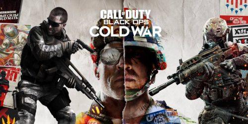 Call of Duty Black Ops Cold War chega em novembro!