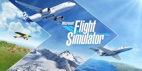 Novo Flight Simulator terá três versões e mais novidades