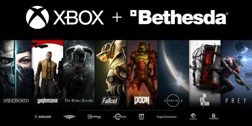 Bethesda (de Doom, Fallout)  agora é da Microsoft; entenda