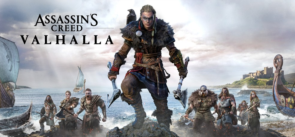 assassin's creed valhalla abre no Xbox Series X?