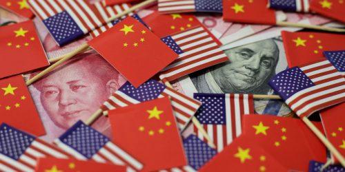 Guerra Comercial EUA X China e as relações com a tecnologia